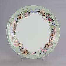 <b>DOMENIK CROWN</b> OF FLOWERS <b>тарелка</b> обеденная 25см ...