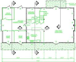 Pole Barn House Plans       Post Frame Flexibility