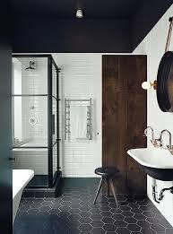 ceramics dwell bathroom contemporary tiled wall