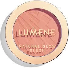 <b>Румяна</b> для лица Lumene Natural Glow Blush, тон №02, — купить ...