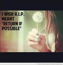 DEATH--Poems & Quotes on Pinterest | Grief, Miss You and I Miss You via Relatably.com