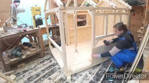 <b>Детский домик</b>-автобус своими руками . Как сделать ... - YouTube