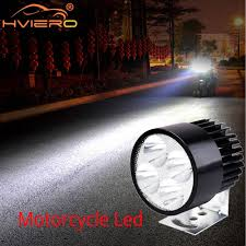 Motorcycle <b>LED</b> Headlight 12V 90V 4/6/9 Auto <b>Led</b> Electric Bicycle ...