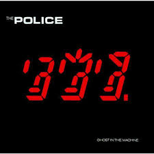 <b>The Police</b> - <b>Ghost</b> In The Machine | Releases | Discogs