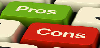 Image result for pros and cons clipart