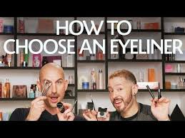 How To: Choose The Best Eyeliner For You | <b>Sephora</b> - YouTube