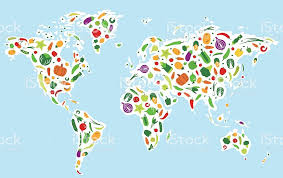 Image result for WORLD MAP GEOGRAPHY AGRICULTURE