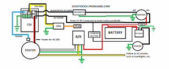 dc 5 wire cdi diagram crossfire 150 no spark scooter doc forum this image has been reduced by 43 8%
