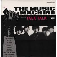 "<b>MUSIC MACHINE</b> ""<b>TURN</b> ON"" LP"