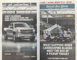 Ford Truck Incentives Chevy Escalates Silverado Advertising Battle With Ford F 150