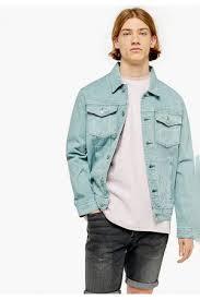<b>Куртка</b> джинсовая Topman Topman 64P20SGRN купить за 3599 ...