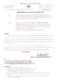 welcome to andhra university syllabus and model question papers evaluation of internal assesment marks of ug courses 2015 16