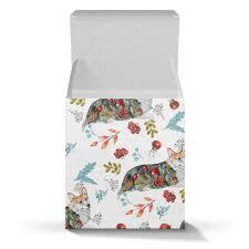 """Коробка для кружек """"Осенняя пора"""" #2653070 от juliafast77 - <b>Printio</b>"""