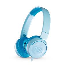Детские накладные <b>наушники JBL JR300</b> (<b>Blue</b>) - купить в ...