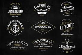 i will create professional vintage retro logo or badge for  i will create professional vintage retro logo or badge