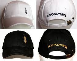 Кепка Кекусинкай каратэ, <b>кандзи</b> передние, задние картинка + ...