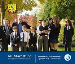 mulgrave school annual report by mulgrave school issuu mulgrave school annual report 2010 2011