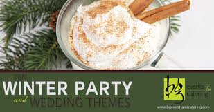 10 <b>Winter</b> Party and Wedding Ideas and <b>Themes</b> • BG Events and ...