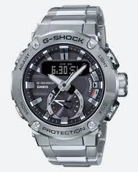 Наручные <b>часы Casio</b> G-Shock G-Steel, <b>GST</b>-<b>B200D</b>-<b>1AER</b> ...