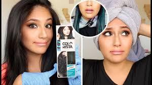 Does <b>LOREAL COLORISTA</b> Hair Dye Work On Dark Hair?? - YouTube