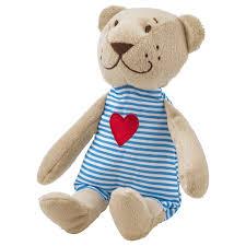 ФАБЛЕР БЬЁРН <b>Мягкая игрушка</b>, бежевый, 21 см купить онлайн в ...