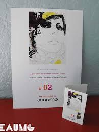 <b>Jacomo Art Collection #02</b> EDP Perfume Review – EauMG