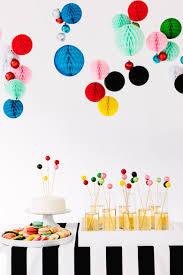 studio diy holiday party martha stewart living mary party decor