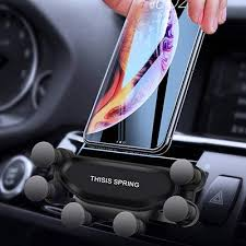 <b>Gocomma Auto-clamping Car</b> Gravity Phone Holder at Only $2.99 ...