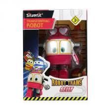 <b>Трансформер</b> Сэлли 10 см, <b>Robot Trains</b> 80167 - Роботы-поезда ...