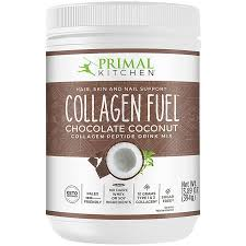 <b>Collagen Fuel</b> 9 - CHOCOLATE COCONUT (13.98 Ounces Powder ...