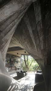 advanced digital architecture and a tree define this unique view in gallery 9 digital architecture pre existing tree define concrete