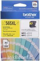 <b>Brother LC</b>-<b>565XLY</b> – купить <b>картридж</b>, сравнение цен интернет ...