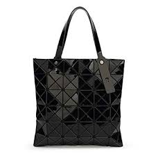 <b>Handbags Bao Bao</b> Laser Geometric Diamond Shape Silica Gel ...