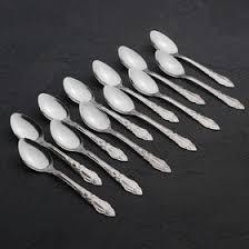 <b>Набор чайных ложек 12</b> шт, толщина ручки - 0,3 мм (4971241 ...