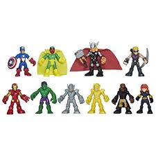 Playskool Heroes Marvel Super Hero Adventures ... - Amazon.com