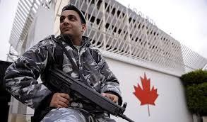 بيروت - السفارة الكندية تعمل جاهدة  لإنجاز معاملات خمسة وعشرين الف سوري