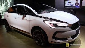 2017 Citroen DS5 Sport <b>Chic 180</b> Diesel - Exterior and Interior ...