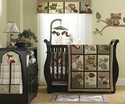baby boy nursery furniture mahogany wood drawer dresser dark wooden crib baby patterned bedding sets white wooden storage drawers white blue colors bedding baby boy furniture nursery