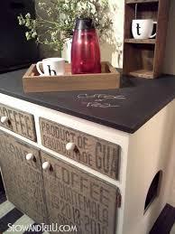 chalkboard painted countertop burlap furniture httpwww burlap furniture
