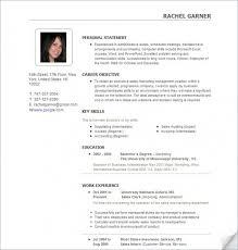 engineering phd resume VisualCV