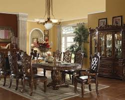 Formal Round Dining Room Sets Square White Dining Table Furniture Dining Room Country Style