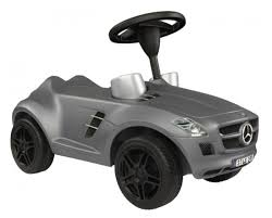<b>Каталка</b>-толокар <b>BIG BOBBY</b> BENZ SLS AMG (56344) со ...