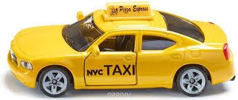 <b>Siku Машинка</b> Такси NYC — купить в интернет-магазине OZON с ...