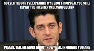 Scumbag Paul Ryan memes | quickmeme via Relatably.com