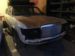 Someone <b>Please</b> Save <b>MC Hammer's</b> V-8-Swapped 1975 Mercedes ...