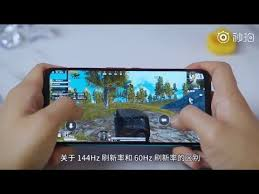 <b>Nubia Red Magic 5G</b> 144hz <b>Gaming</b> Demonstration - YouTube