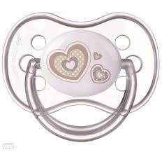 <b>Пустышка Canpol Newborn baby</b> анатомическая силиконовая ...