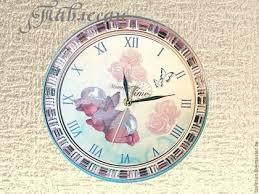 <b>Часы</b> для дома ручной работы. Ярмарка Мастеров - ручная ...