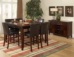 Standard Dining Room Table Dimensions Cute Tall Dining Room Table And Wooden Storage Dining Room Table