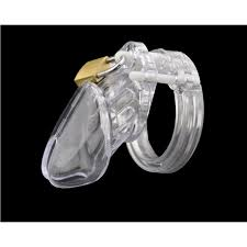 Male Cages cookring Men Lock Ring | Shopee Malaysia